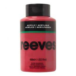 Reeves Acrylic Paints 400ml