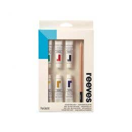 Reeves Water Colour Starter Set