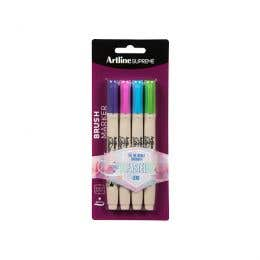 Artline Supreme Brush Pen Pack