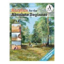 Acrylics for the Absolute Beginner Book