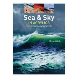 Sea & Sky in Acrylics Book