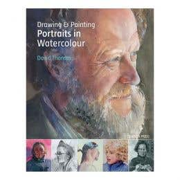 Drawing & Painting Portraits In Watercolour Book