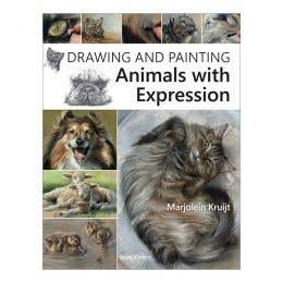 Drawing and Painting Animals With Expression Book