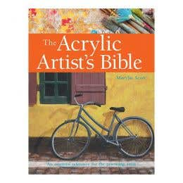 The Acrylic Artists's Bible Book