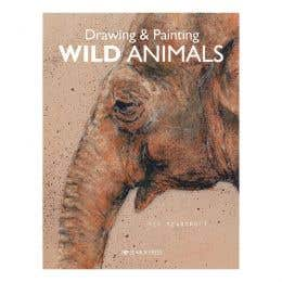 Drawing & Painting Wild Animals Book