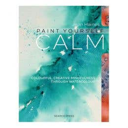 Paint Yourself Calm Book