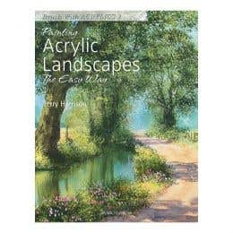 Painting Acrylic Landscapes The Easy Way Book