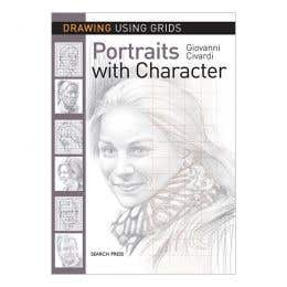 Drawing Using Grids: Portraits with Character Book