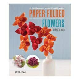 Paper Folded Flowers Book