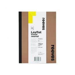 Reeves Layflat Visual Journals