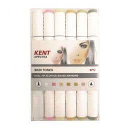 Kent Spectra Graphic Design Marker Sets