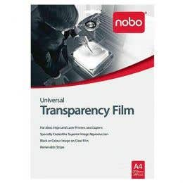 Nobo OHP Film Plain Paper Copier