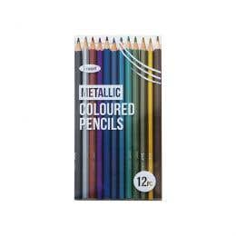 Jasart Studio Metallic Pencil Set
