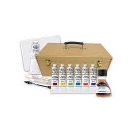 Winsor & Newton Artists Oil Wayfarer Gift Set