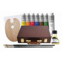 Winsor & Newton Wayfarer Winton Oil Colour Gift Set