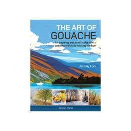 The Art of Gouache Book