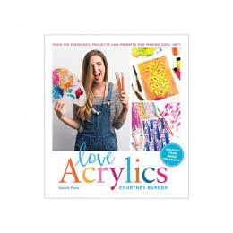 Love Acrylics Book