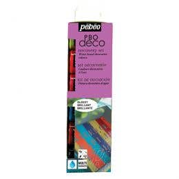 Pebeo Discovery Gloss Paint Set
