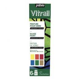 Pebeo Vitrail Discovery Set