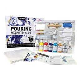 Pebeo Pouring Experiences Kit