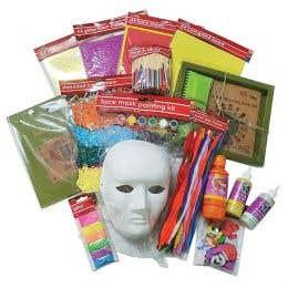 Kids Bumper Art & Craft Box