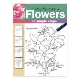 How To Draw Flowers In Simple Steps Book