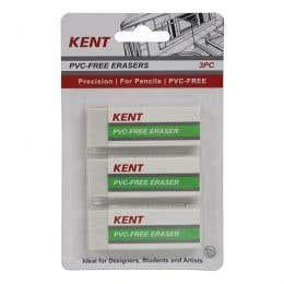 Kent PVC-Free Eraser Pack