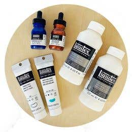 Liquitex Professional Acrylic Pouring Kit