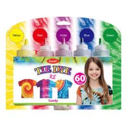 Jasart Tie Dye Candy Set