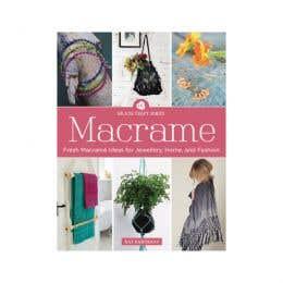 Macrame Fresh Macrame Ideas Book