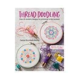 Thread Doodling Book