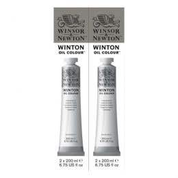 Winsor & Newton Winton Oil Titanium White Twin Pack