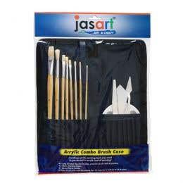 Jasart Combo Brush Case