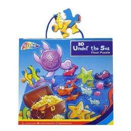 Grafix Under the Sea Floor Puzzle