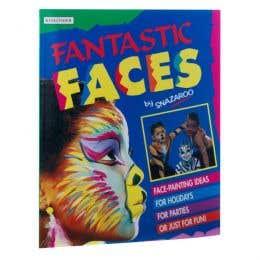Snazaroo Fantastic Faces Book