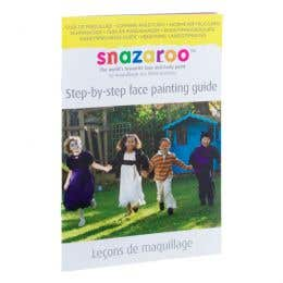 Snazaroo Step By Step Guide Book