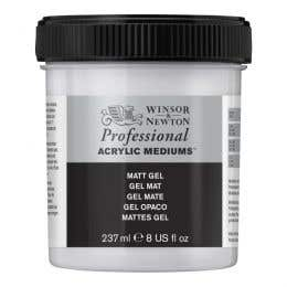 Winsor & Newton Professional Acrylic Matt Gel Medium