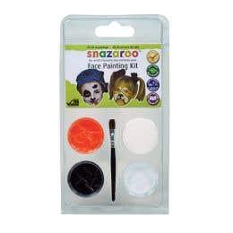 Snazaroo 3 Colour Clams Dizzy Dogs