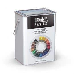 Liquitex Basics Acrylic Paint Tin 18