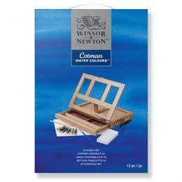 Winsor & Newton Cotman Water Colour A3 Easel Set