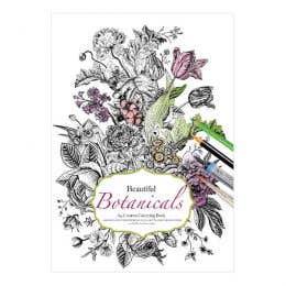 Beautiful Botanicals Creative Colouring Book
