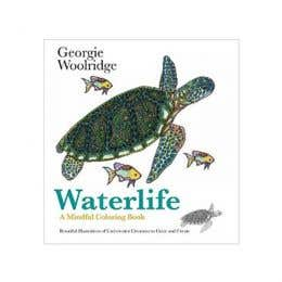 Waterlife: A Mindful Colouring Book