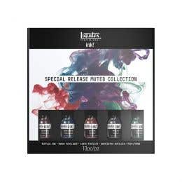 Liquitex Acrylic Muted Collection Set