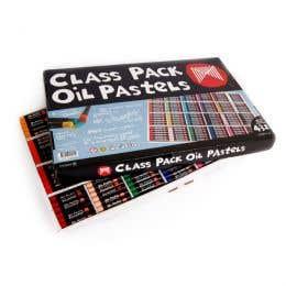 Micador Oil Pastels Class Packs