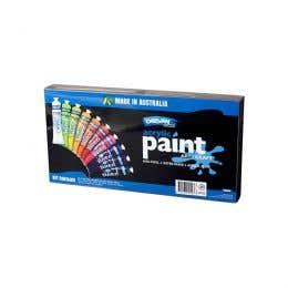 Derivan Student Acrylic Paint Set