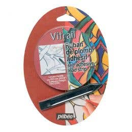 Pebeo Vitrail Self Adhesive Lead Strip