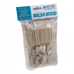 Balsa Wood Assorted Pack