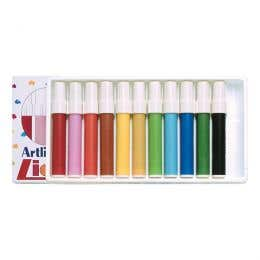 Artline Liquid Crayon Set 12