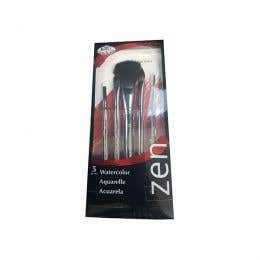 Zen Water Colour Brush Set