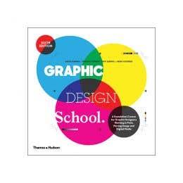 Graphic Design School Book